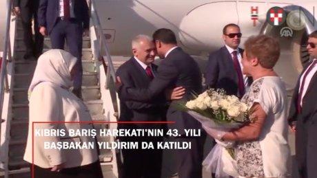 43. Kıbrıs Barış Harekatı Lefkoşa'da kutlandı