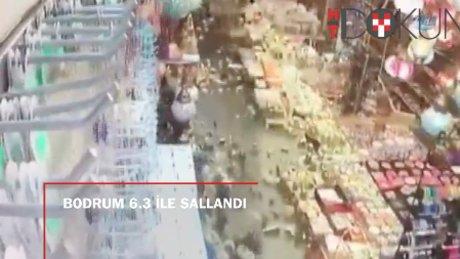 Muğla'da 6.3'lük deprem! Kos'ta biri Türk iki ölü