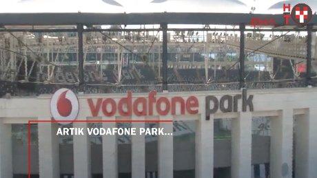 Vodafone Arena'nın adı artık Park