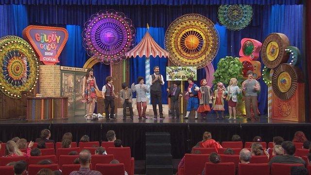 Güldüy Güldüy Show Çocuk 25. Bölüm Fragmanı
