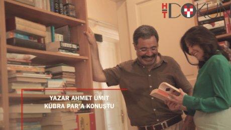 Yazar Ahmet Ümit Kübra Par'a konuştu
