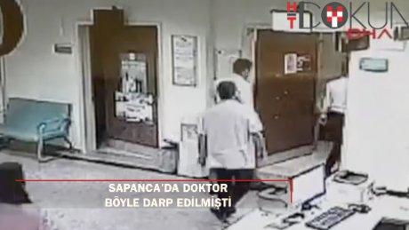 """Sapanca'da darp edilen doktor: """"Acil serviste çalışıram..."""""""
