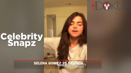 Selena Gomez 25 yaşında