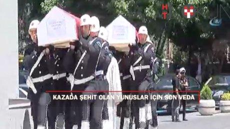 Bayrampaşa şehitleri için İstanbul Emniyetinde tören düzenlendi