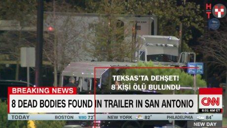 ABD'de 8 kişi ölü bulundu