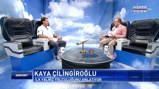 Airport - 23 Temmuz 2017 (Kaya Çilingiroğlu)