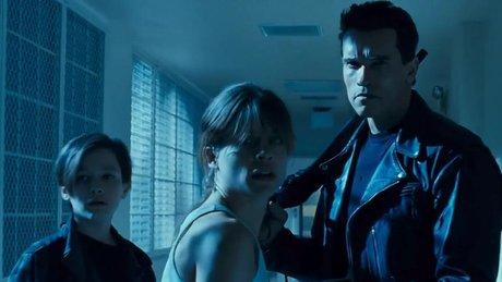 Terminator 2: Judgment Day 3D (Kıyamet Günü) - fragman
