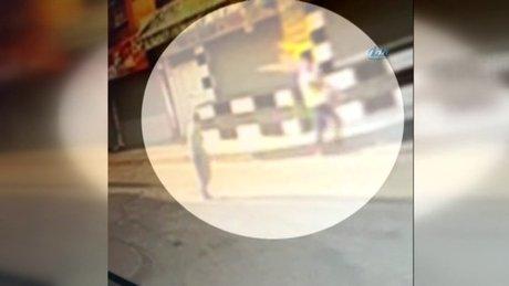 Yaşlı adamı öldüresiye döven şahıs yakalandı