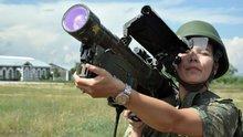 Sınırımız kadın askerlere emanet