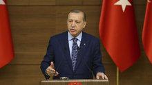 """Cumhurbaşkanı Erdoğan,""""Allah aşkına, şu yardımcı doçentlik olayı nedir ya, bunu gözden geçirin."""""""