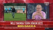 """Fatih Altaylı, Fatih Terim'in milli takımı bırakması için, """"Hiç şaşırmadım"""""""