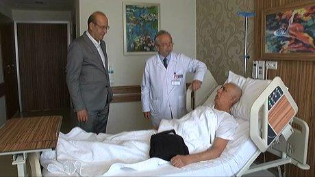 Dünyada ilk kez yapay kalpli hastaya mide ameliyatı yapıldı