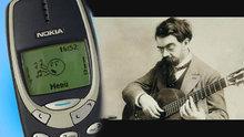 Nokia'nın zil sesi haline gelen müzik eseri