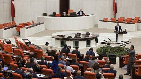 CHP'den Meclis'i terk etmeme eylemi