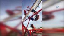 ABD'de lunaparkta feci kaza: 1 ölü, 7 yaralı