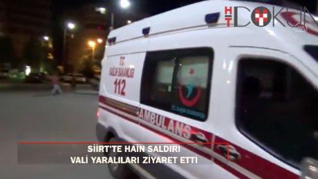 Siirt'te PKK ile çatışma: 2 yaralı