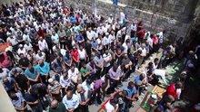İsrail'in Mescid-i Aksa'daki uygulamalarını sonlandırdı