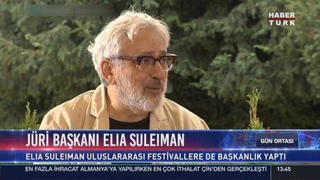 Antalya Film Festivali jüri başkanı Elia Suleiman oldu