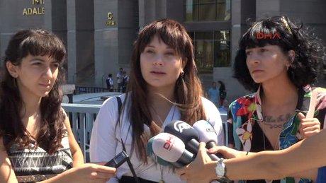 Maçka Parkı'nda kıyafeti yüzünden sözlü saldırıya maruz kalan kadınlar adliyede