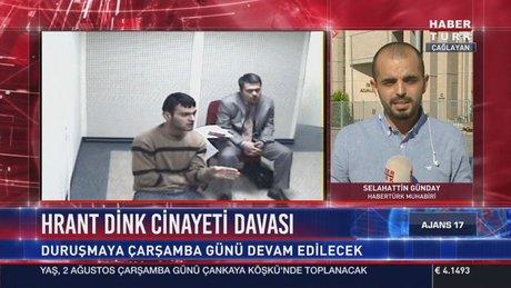Hrant Dink cinayeti davası devam ediyor