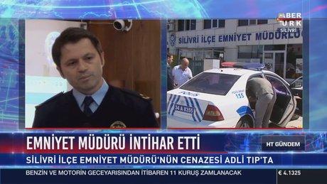 Silivri Emniyet Müdürü Hakan Çalışkan intihar ederek hayatını kaybetti
