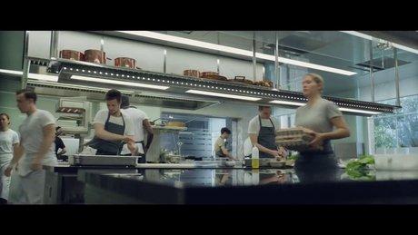 Mutfak yemek hazırlama görüntüsü (Arşiv)