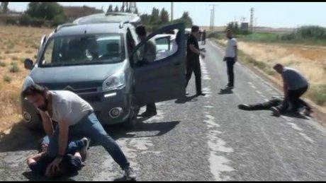 Mardin'de polisten polise operasyon