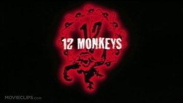 12 Maymun - fragman