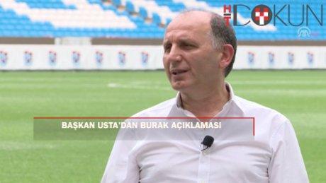 """Muharrem Usta: """"Burak'ı her takım almak ister''"""
