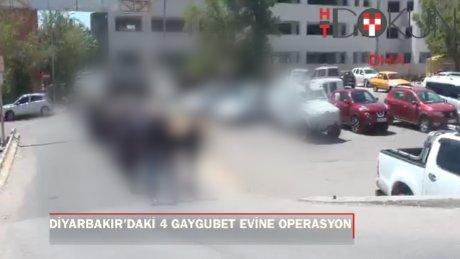 Diyarbakır'daki 4 gaybubet evinde 9 FETÖ'cü yakalandı