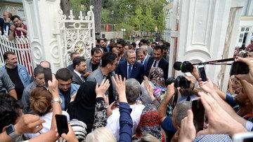 Yıldız Hamidiye Camisi Cumhurbaşkanı Erdoğan'ın katılımıyla ibadete açıldı