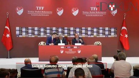 Lucescu 2+1 yıllık imzayı attı