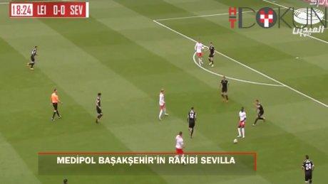 Başakşehir'in play-off'taki rakibi Sevilla