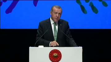 Cumhurbaşkanı Erdoğan'dan Diyanet'e FETÖ eleştirisi