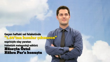 Kübra Par Hüseyin Öztel röportajı