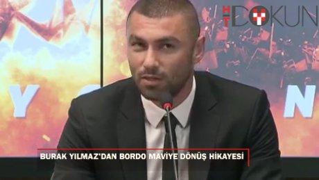 Burak Yılmaz Trabzonla imzaladı