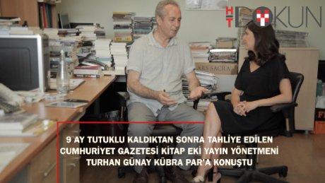 Turhan Günay Kübra Par'a konuştu