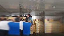 Mersin Limanı'na gelen gemide 24 milyon liralık uyuşturucu ele geçirildi