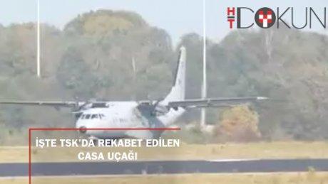 TSK'da CASA uçaklarına rakip