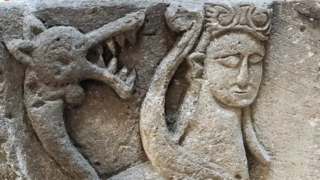 13'üncü yüzyıldan kalma Umay Ana