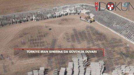 Türkiye - İran sınırına 'Güvenlik duvarı'
