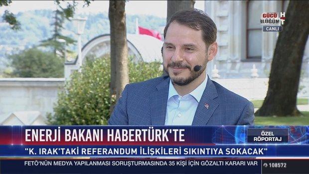 """Bakan Berat Albayrak: """"Türkiye'nin altında üstünde ne varsa bulacağız"""""""
