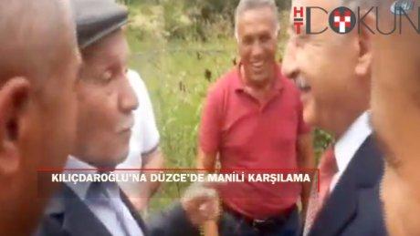 Kılıçdaroğlu'na mani sürprizi: Gülme krizine girdi