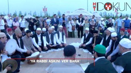 Fatih Çıtlak - Etnospor Festivali - Ya Rabbi Aşkını Ver Bana