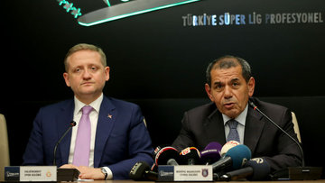 Kulüpler Birliği yeni başkanı Dursun Özbek oldu