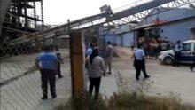 Adana'da yağ fabrikasında patlama 1 işçi öldü