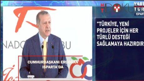 """Cumhurbaşkanı Erdoğan: """"Ülkemize güvenen hiç kimse pişman olmamıştır, olmayacaktır"""""""