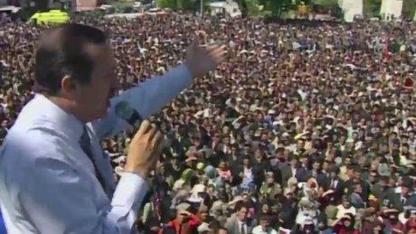 AK Parti'den 16. yılına özel video