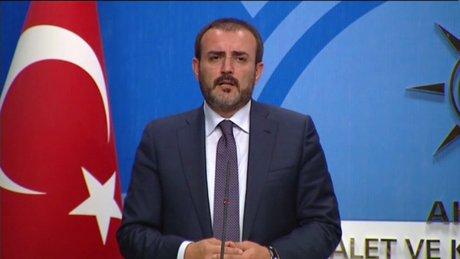 AK Partili Ünal: Abdullah Gül mazeret bildirdi, katılmayacak