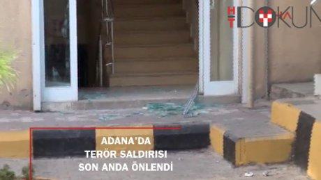 Adana polisi PKK'nın villada hazırladığı kanlı eylemi önledi